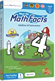 Meet the Math Facts Addition & Subtraction Level 1 DVD