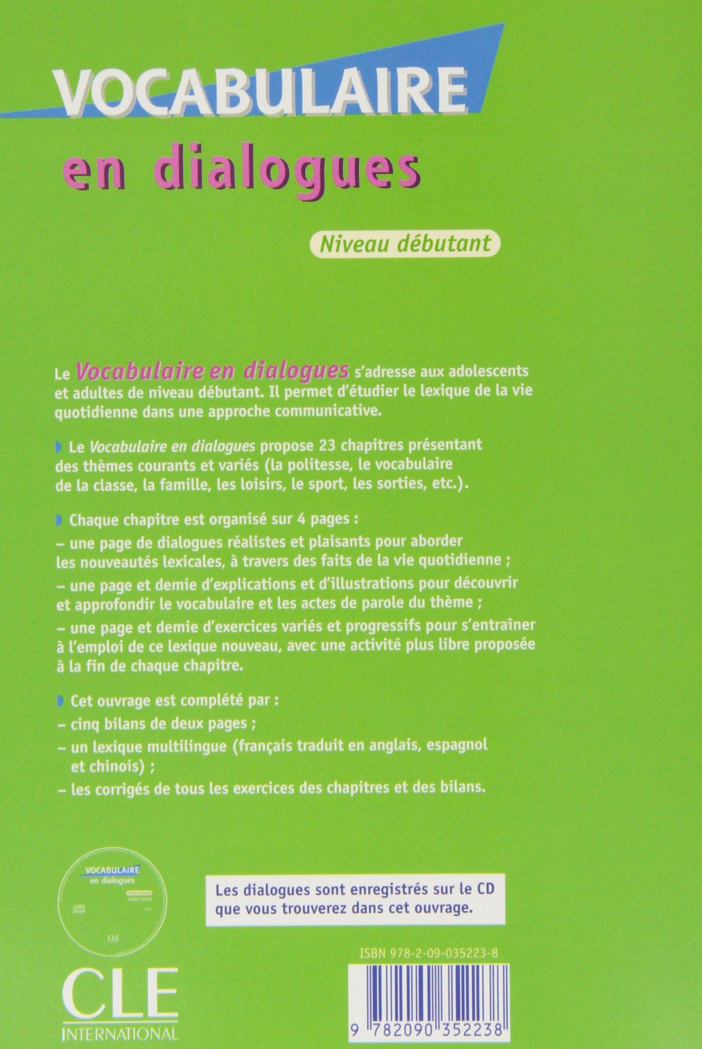 Grammaire En Dialogues Niveau Avance Pdf