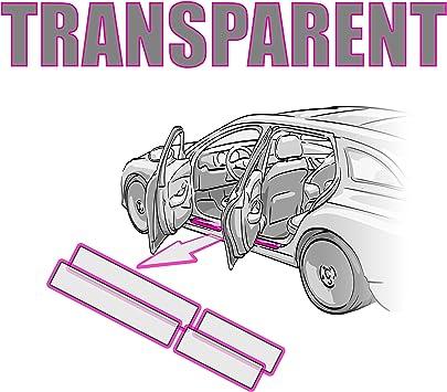 Seat Ateca Einstiegsleisten Rakel Anleitung Lackschutzfolie Transparent Folie Passend Für Seat Ateca Schutzfolie Von Ccw Auto