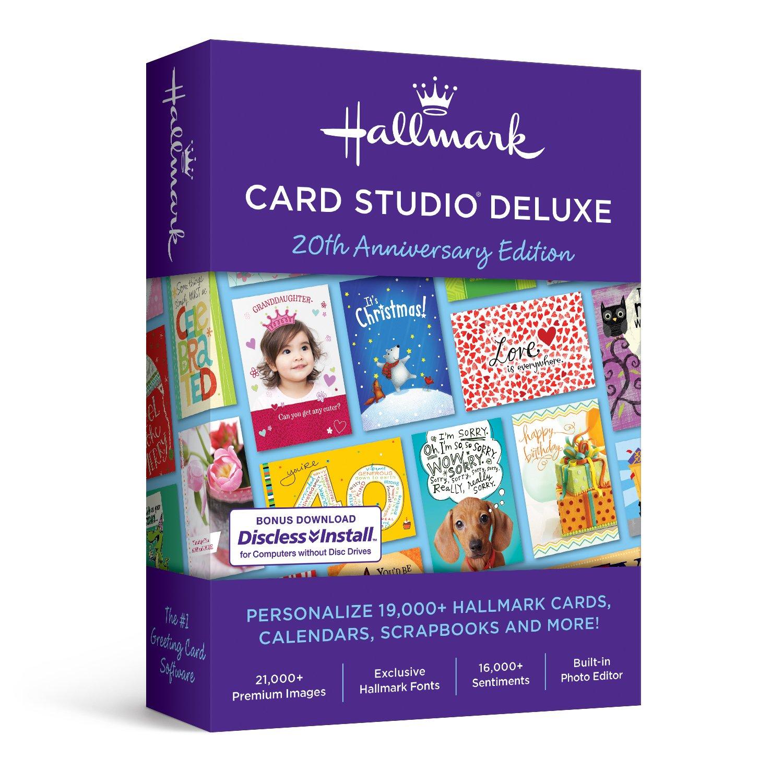 Hallmark Card Studio Deluxe 2019 by Nova Development US