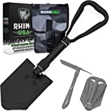 Rhino USA Survival Shovel