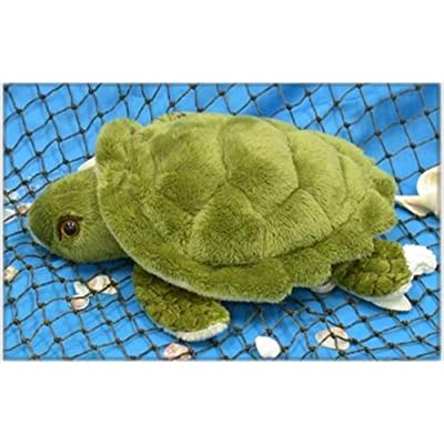 "Wishpets Stuffed Animal - Soft Plush Toy for Kids - New - 10"" Small Sea Turtle: Toys & Games"