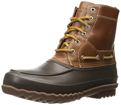 Sperry Herren Decoy Boot Leather Schneestiefel
