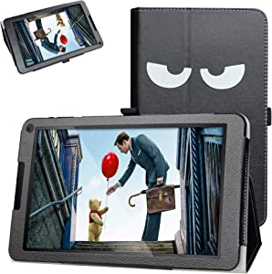 Bige for Fusion5 104Bv2 Tablet Case,PU Leather Folio 2-Folding Stand Cover for 10.1