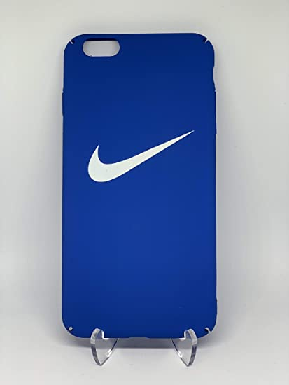 Amazon.com: iPhone Nike Case (Blue, 7/8)