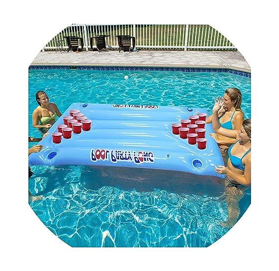 Amazon.com: AUSUKY - Colchón hinchable de PVC para mesa de ...