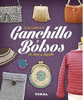 GANCHILLO Y BOLSOS DE LANA- GUIA COMPLETA