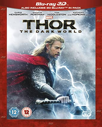 Thor The Dark World (2013) BluRay 720p 1.6GB [Hindi DD 5.1 – Eng DD 5.1] ESubs MKV