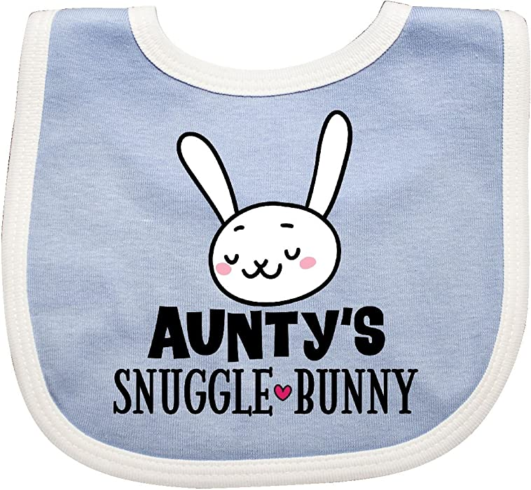 inktastic Auntys Snuggle Bunny Easter Toddler T-Shirt