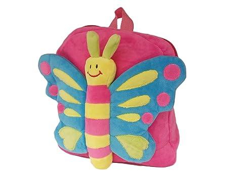 La Loria la Mochila de niños la Felpa Butty la Mariposa en la Mochila de guardería