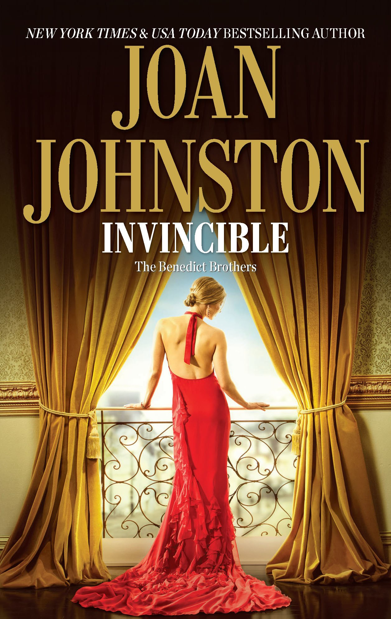 Download Invincible (The Benedict Brothers) ebook