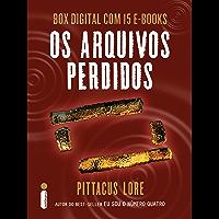 Os Arquivos Perdidos: Box digital com 15 e-books (Os legados de Lorien)