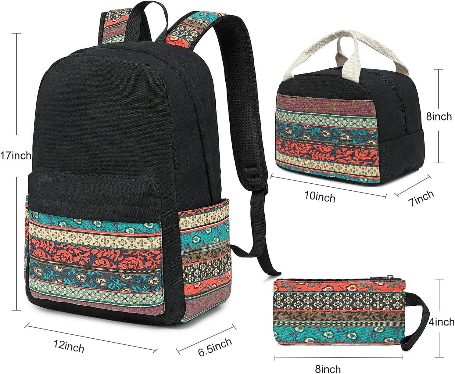 NGIL Themed Prints Canvas Carry on Shoulder 23 Dufle Bag