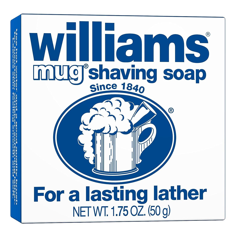 Williams Mug Shaving Soap - 1.75 oz Grecian 011509230331