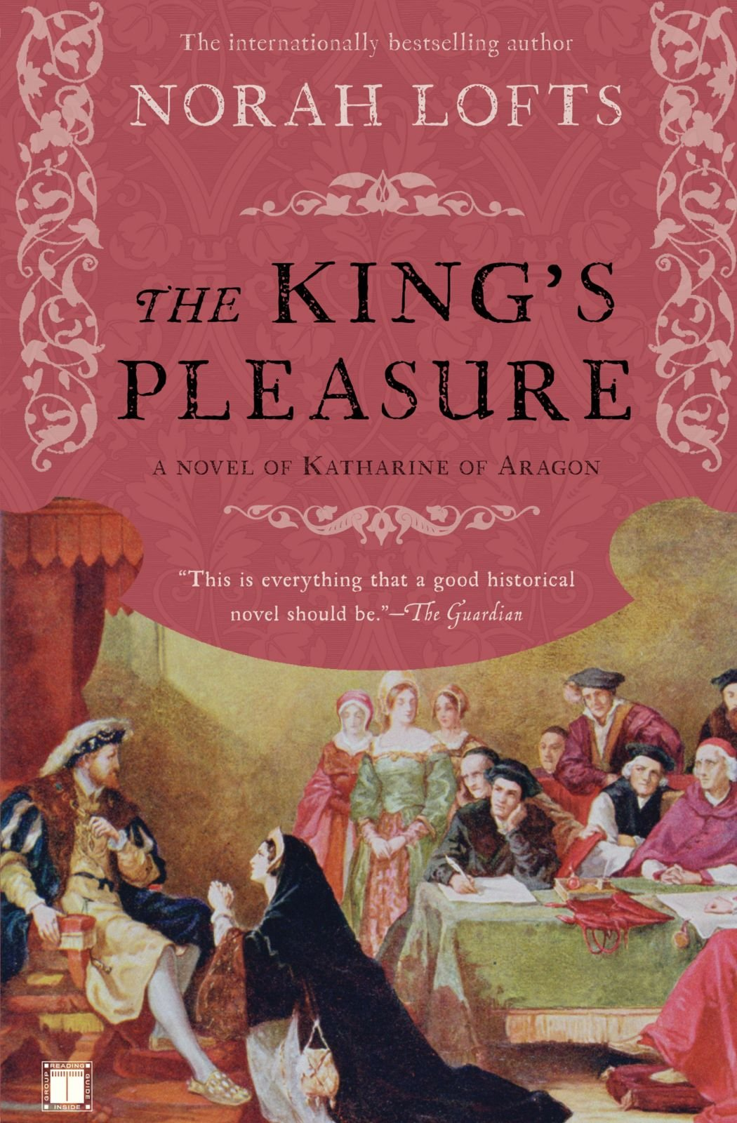 Read Online The King's Pleasure: A Novel of Katharine of Aragon ebook