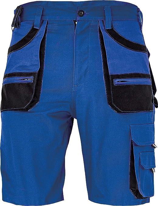 Imagen deDINOZAVR Des-Emerton Pantalones Cortos de Trabajo Duraderos - Bermudas Cargo para Hombre