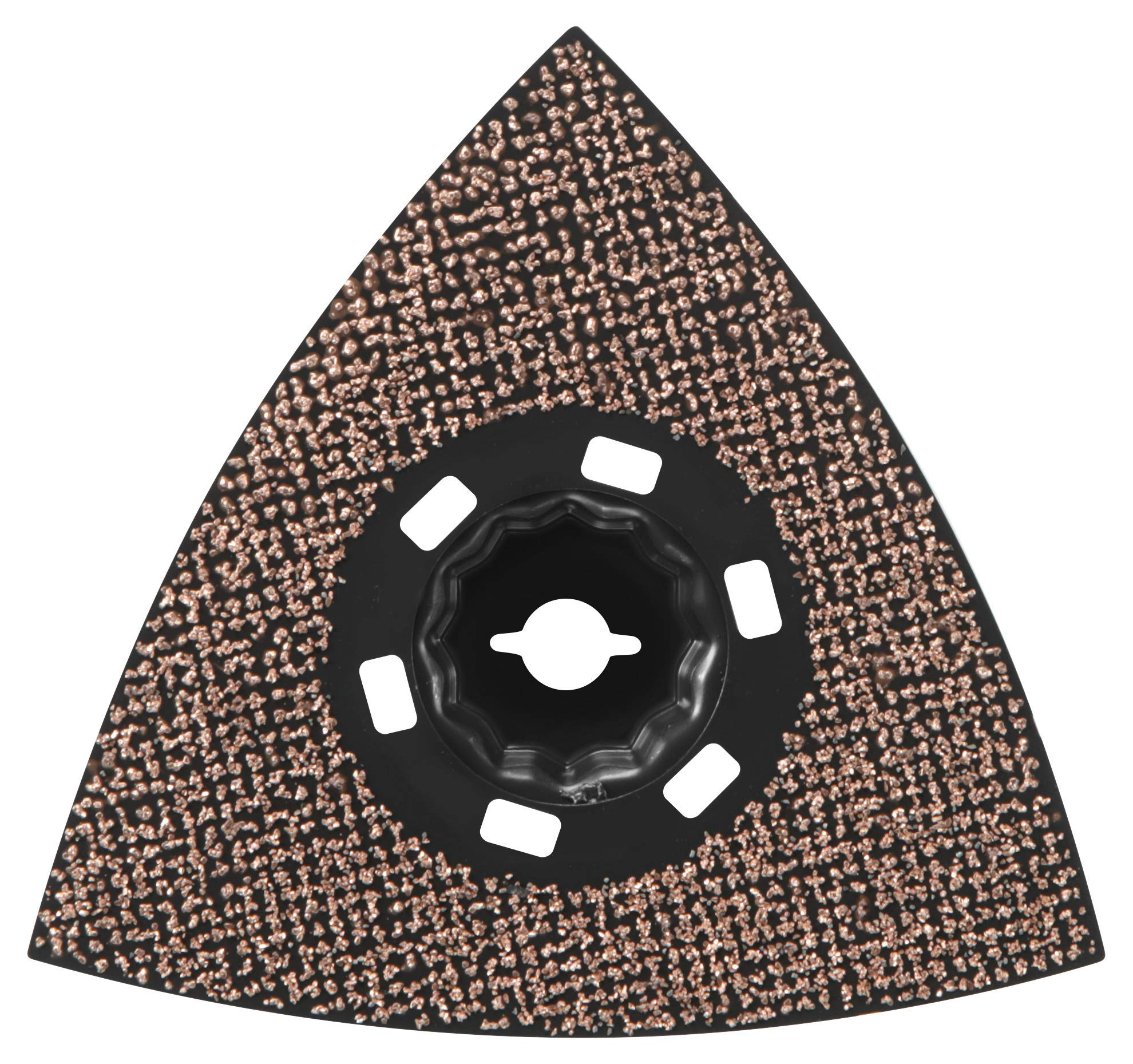 Bosch OSM450CR4 StarlockMax Oscillating Multi-Tool Carbide 40 Grit Delta Sanding Pad