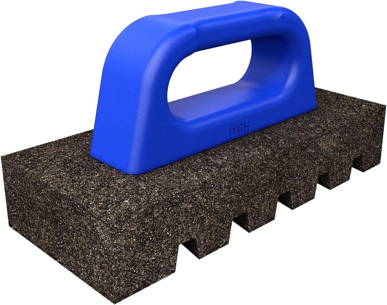 Bon 12-279 8-Inch by 3-1//2-Inch Rub Brick with Handle