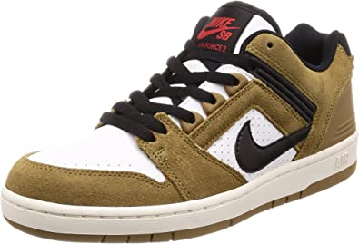 Nike SB Air Force II Low, Chaussures de Skateboard Homme