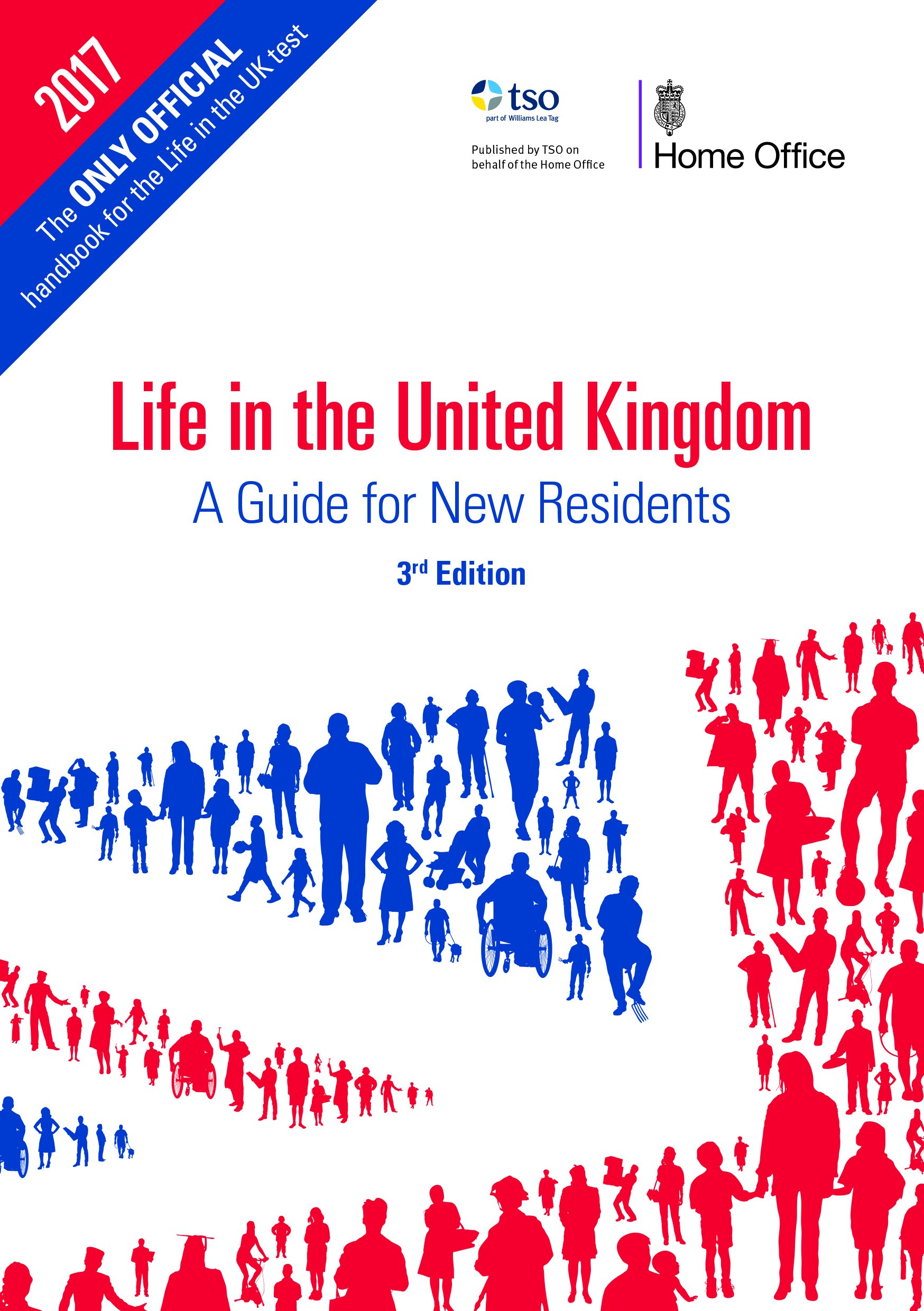 home office guide. life in the united kingdom a guide for new residents amazoncouk great britain home office 9780113413409 books d