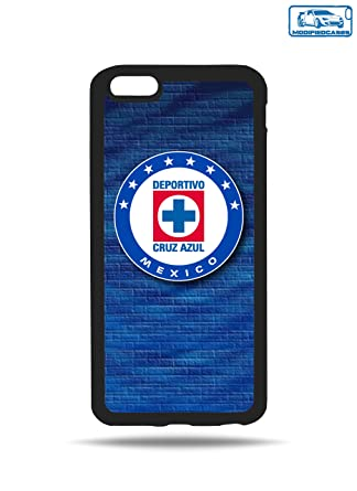 Amazon.com: Fútbol equipos funda Bumper iphone 6 Plus/6S ...