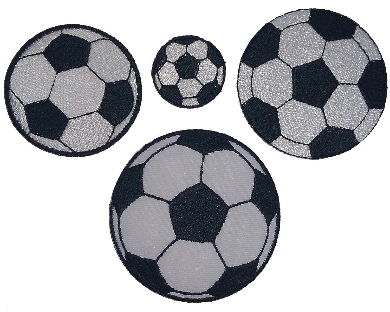Set de 4 de balón de fútbol balón de fútbol Copa del Mundo Retro ...