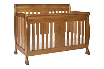 Amazon Com Davinci Porter 4 In 1 Convertible Crib With Toddler Bed