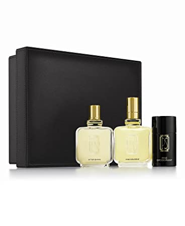 Ps Fine Fragrance Paul Sebastian for Men 3 Piece Set. 4 Oz Cologne Spray, 4 Oz After Shave, 2.5oz Deodorant Stick