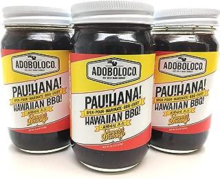 product image for PAU! HANA! HAWAIIAN BBQ! - 4 PACK