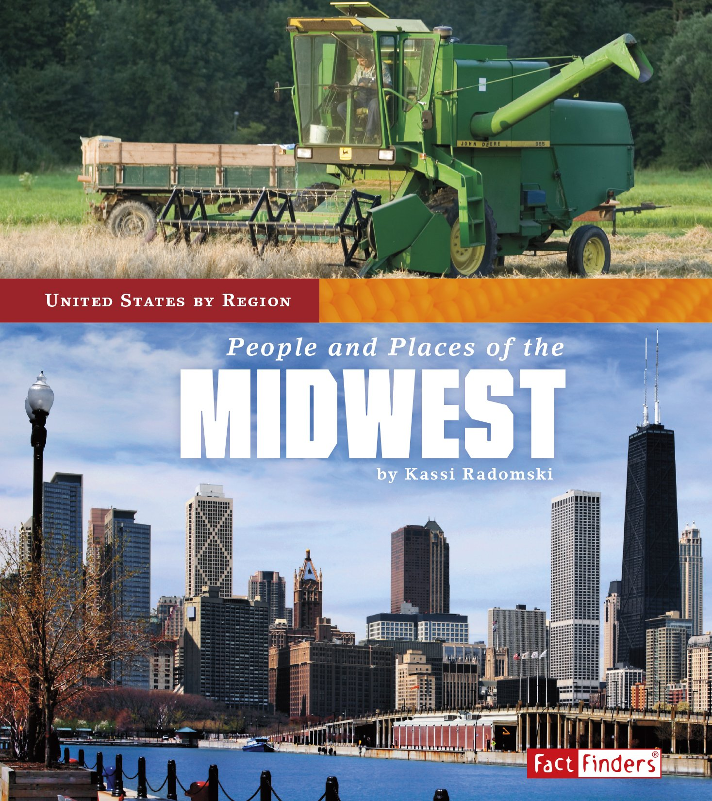 People and Places of the Midwest (United States by Region) ebook