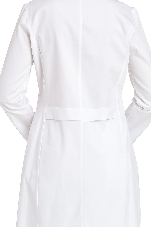clinicfashion 11310022-1 Damenkittel Stehkragen Baumwolle