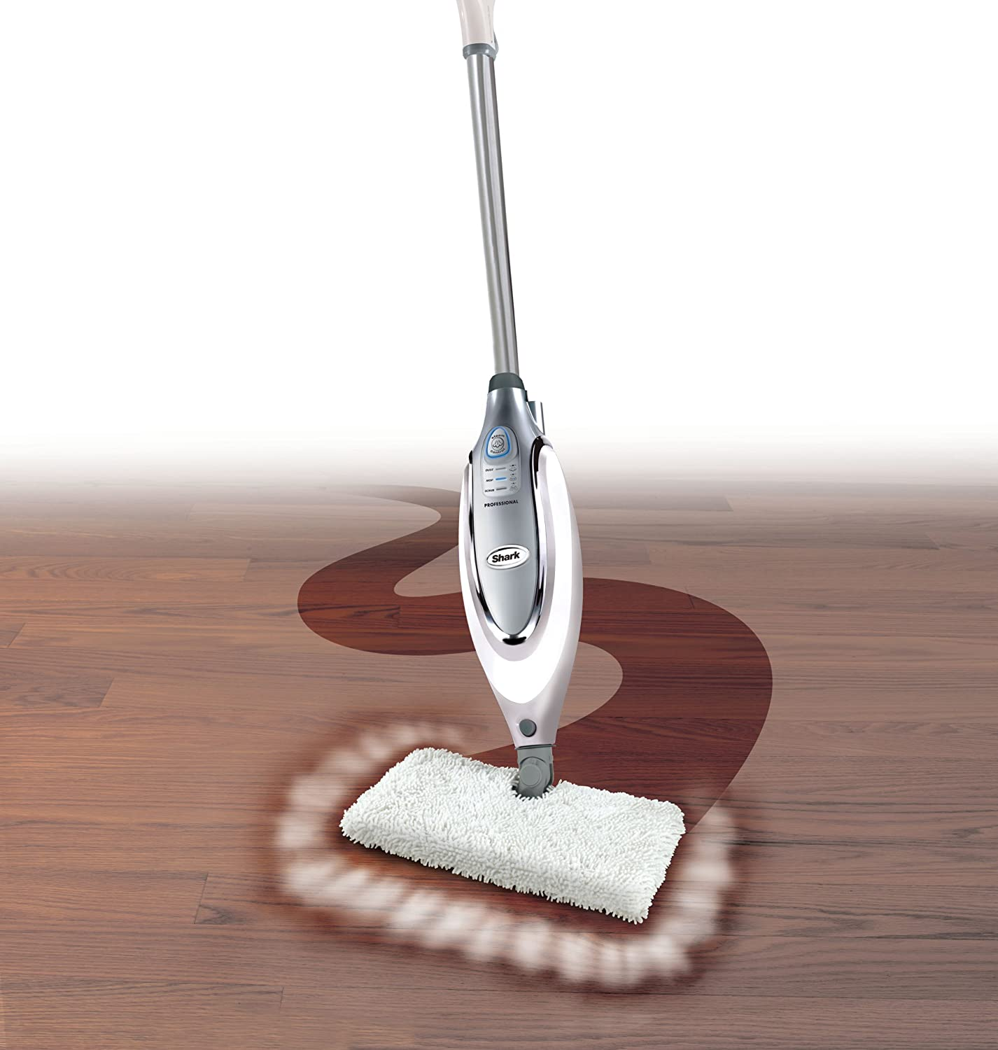 Amazon Shark Professional Steam Pocket Mop S3601D Floor