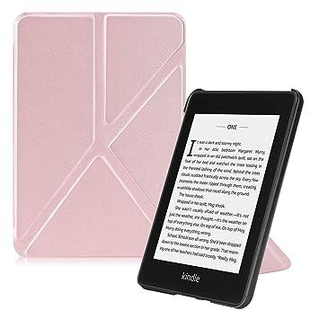 Fintie Origami Funda para Kindle Paperwhite (10.ª generación ...