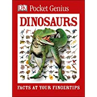 Pocket Genius: Dinosaurs: Facts at Your Fingertips
