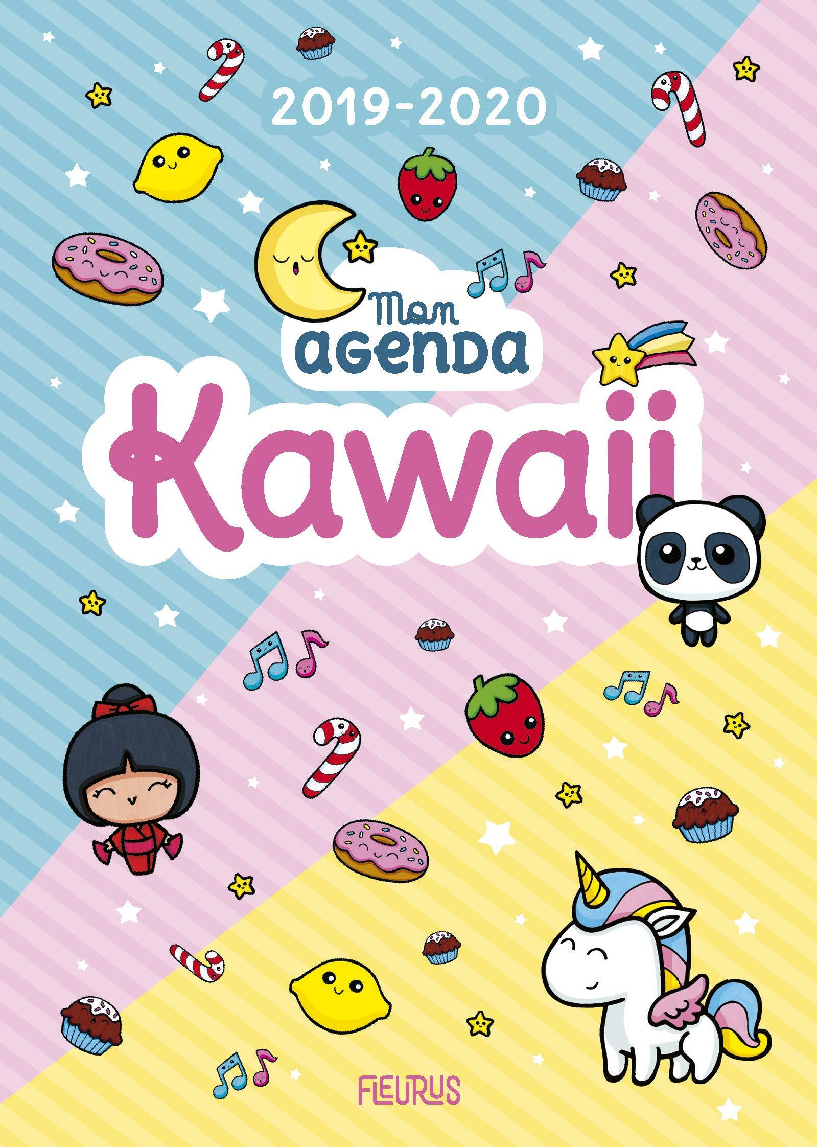 Mon agenda Kawaii: Amazon.es: Laure Chataignon, Mayumi ...