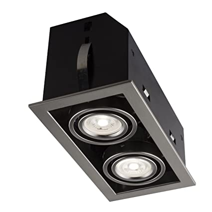 Bazz Cl312ab Cube Recessed Led Light Fixture Dimmable