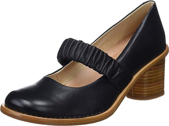 TALLA 40 EU. Neosens Restored Skin, Zapatos de tacón con Punta Cerrada para Mujer