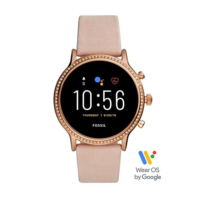 Fossil Smatwatch Gen5 para Mujer, FTW6054: Amazon.es: Relojes