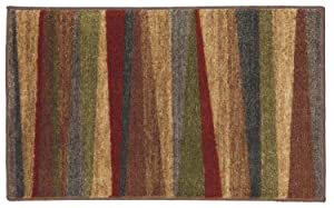 Mohawk Home New Wave Mayan Sunset Printed Rug,1'8x2'10,Sierra