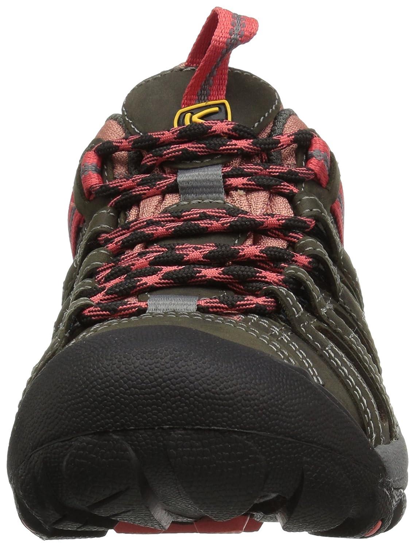 KEEN Women's Voyageur Hiking Shoe B01H8JWIHS 5 B(M) US|Raven/Rose Dawn