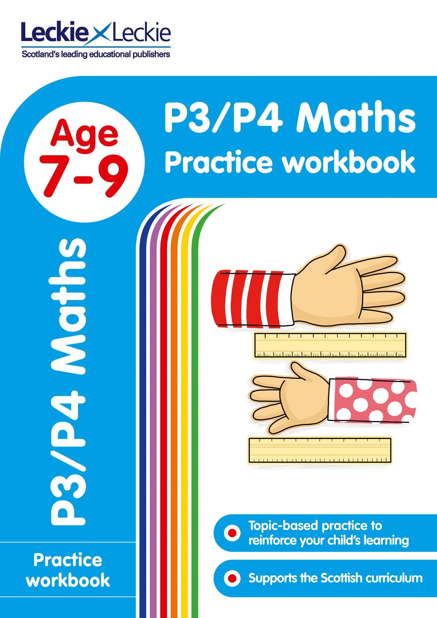 P3 P4 Maths Practice Workbook Extra Practice For Cfe Primary School English Leckie Primary Success Amazon Co Uk Leckie 9780008250324 Books [ 2121 x 1500 Pixel ]