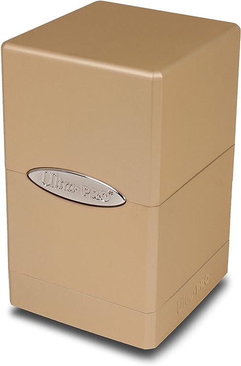 Ultra Pro E-84601 - Caja de Madera de Caramelo (Satinada), Color Gris: Amazon.es: Jardín