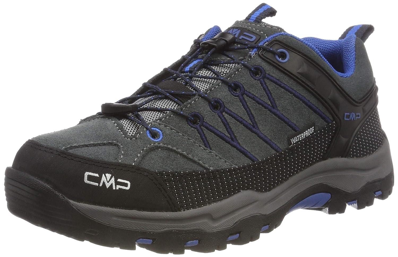 gris (gris-zaffiro 52ak) 35 EU CMP Rigel Faible, Chaussures de Randonnée Basses Mixte Adulte