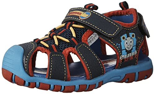 13b486d330f74 Thomas The Train Toddler Boy Fisherman Hiking Water Sport Sandal