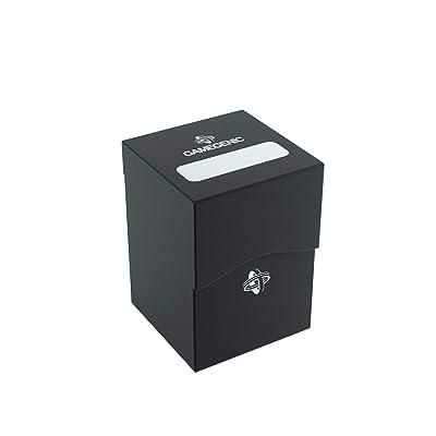 Deck Box: Deck Holder Black (100ct): Toys & Games
