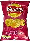 Walker Prawn Cocktail 32.5 g (Pack of 48)