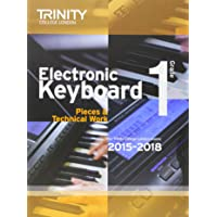 Electronic Keyboard 2015-2018. Grade 1 (Keyboard Exam Repertoire)