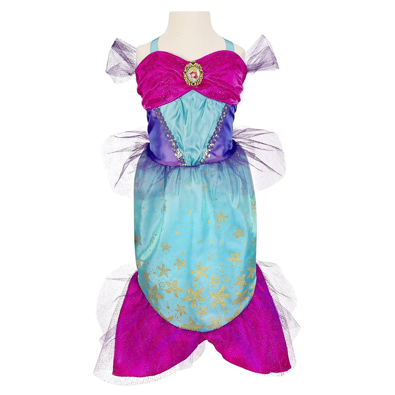 Amazon.com: Disney Princess Enchanted Evening Dress: Ariel: Toys & Games