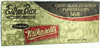 product image for Chocolate Covered Potato Chips Esther Price Mikesell's