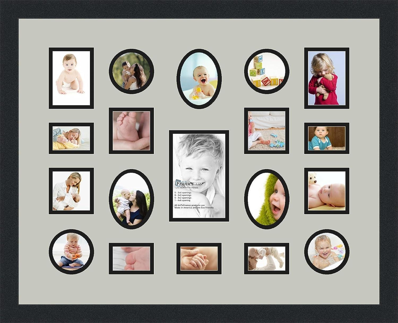 arttoframes alphabet写真画像フレームwith 1 4 x 6と5 2 x 3 x 4